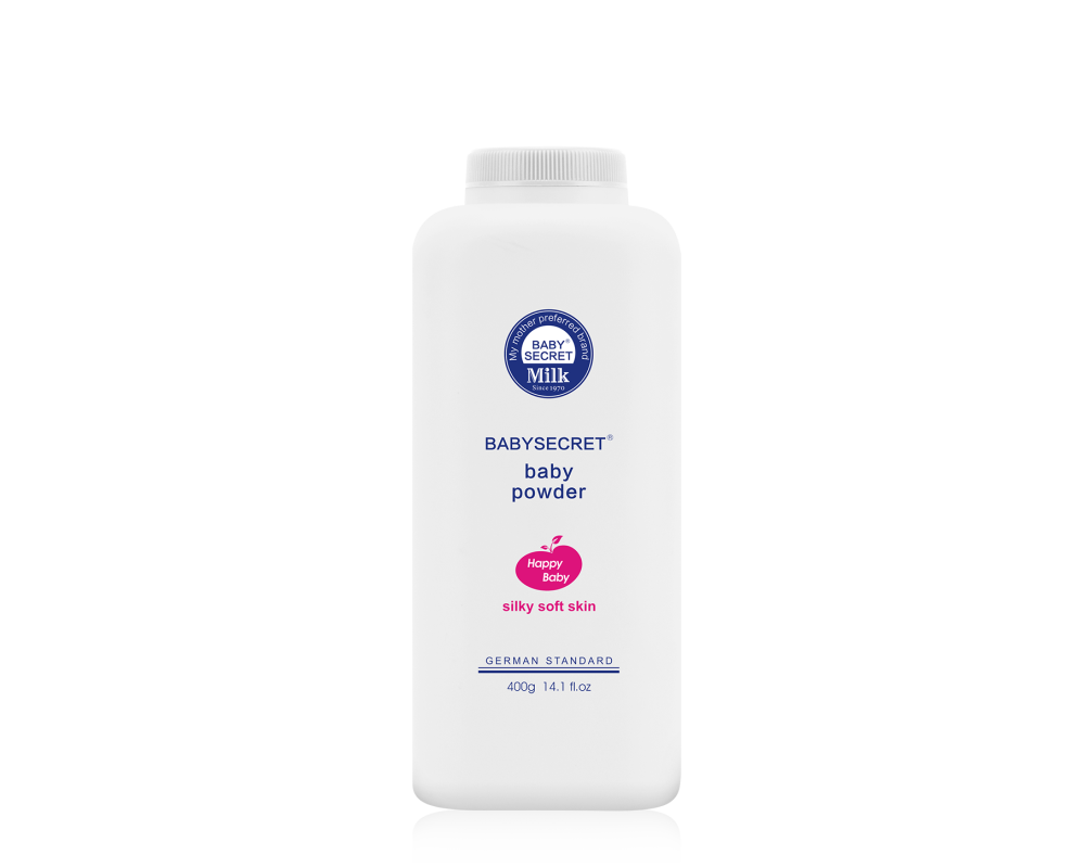Babysecret mild powder